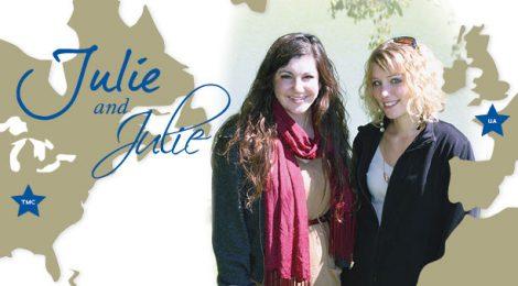 Julie and Julie