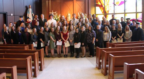2019 Honor Society Inductions