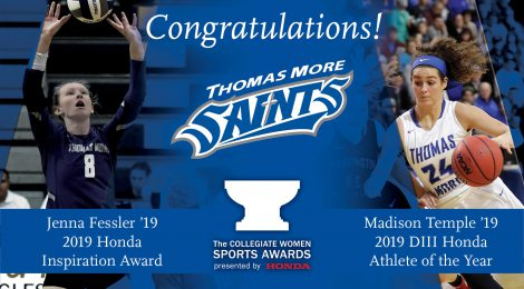 Jenna Fessler and Madison Temple win CWSA awards
