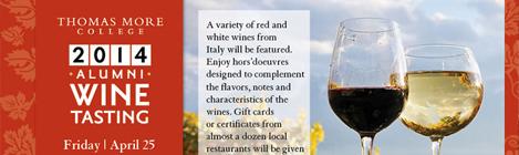 Alumni Wine Tasting 2014