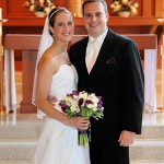 Brian Sheeley '05 and Moly Bush '12 were married in June 2014.