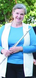 Rebecca Wells, Director of Choirs
