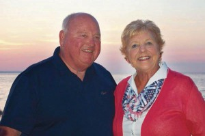 Ken Shields & Marie (Brue) Shields '65.