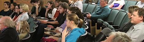 Creative Writing Vision Program Inspires Participation
