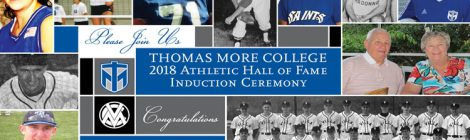 2018 Thomas More Athletics Hall of Fame class