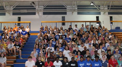 Thomas More welcomed the largest incoming class in school history