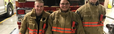 TMC Students Take on First Responder Training