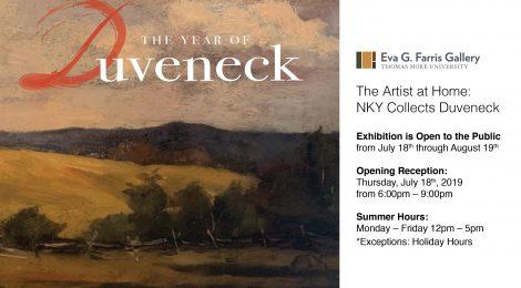 Details of Frank Duveneck art exhibit