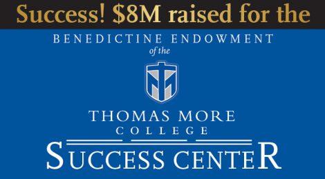 Success! $8M Raised for the TMC Success Center