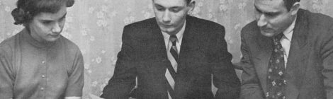 Young Man on Campus, the VMC Story of Wilbert Ziegler '53, J.D.