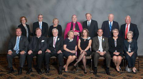 2017 Bishop William A. Hughes Awards