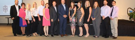 Thomas More Welcomes First Cohort of St. Elizabeth Healthcare MBA grads