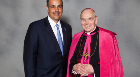 President Chillo Reacts to Bishop Foys' Resignation, Appointment of Thomas More University's New Chancellor