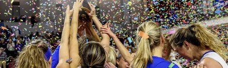 Congratulations Saints! 2019 National Champs
