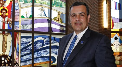 TMU Welcomes 15th President to Campus