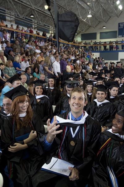 Thomas More College Commencement Ceremony To Be Held May 11