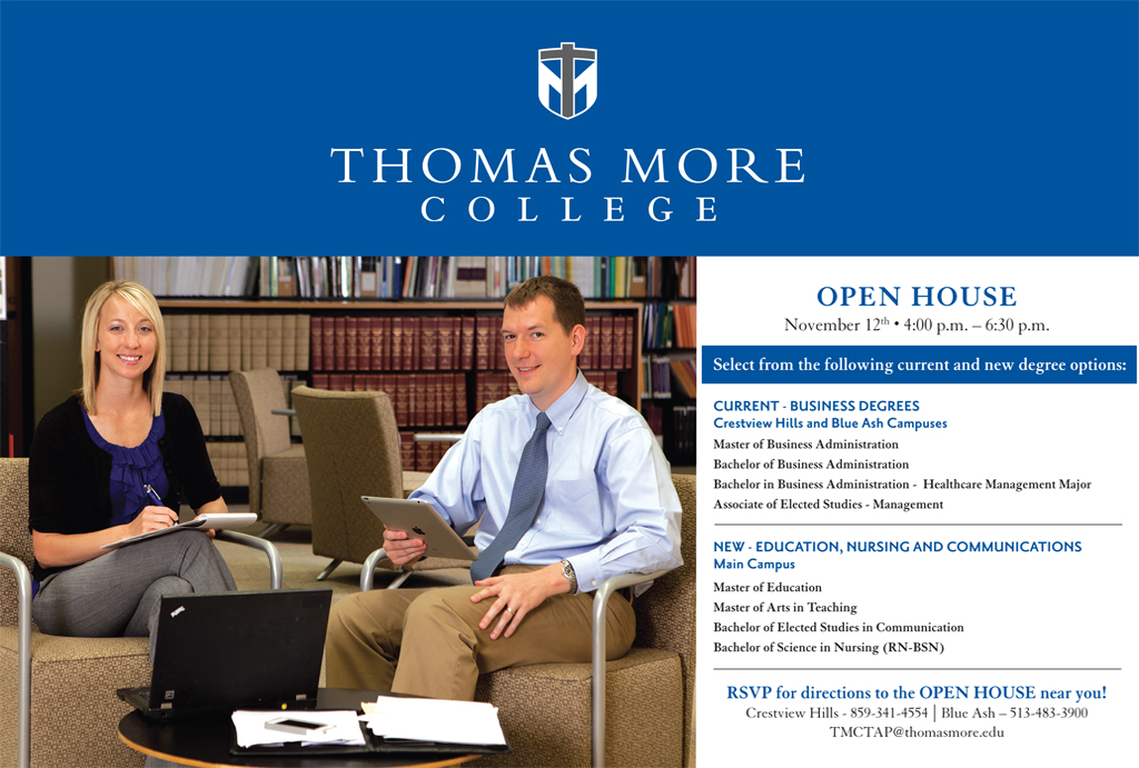 Learn More About TMC Adult Programs
