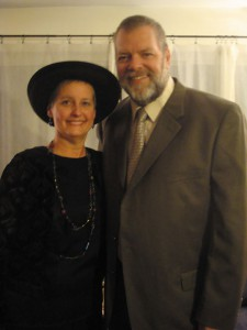 Jim Epping of Children, Inc. and wife Sheryl have fostered more than a dozen children.