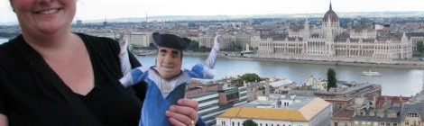 Angie Brown '99 Travels with Flat Tommy