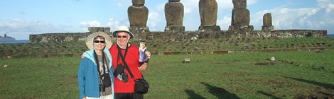 Jim Dahmann '73 an International Adventure with Flat Tommy
