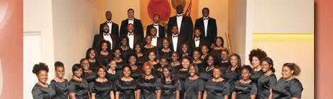 Tuskegee University Golden Voices Choir Visits TMC