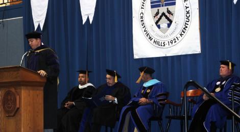 Noah Welte's Convocation Speech