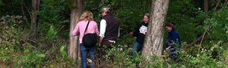 """TMC Professors Collaborate to """"Plant Seeds"""" in Boone County"""