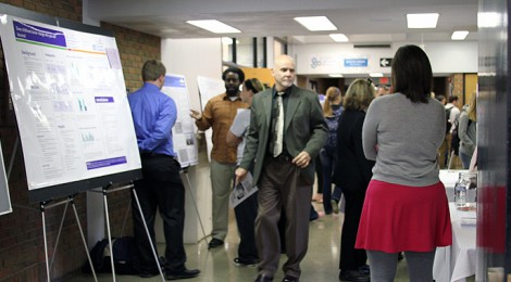 Sixth Annual Forum Showcases Student Research, Collaboration
