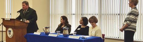 Summing-Up the 2015 Distinguished Alumnae League Leadership Forum