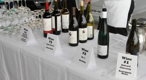 2015 Alumni Wine Tasting