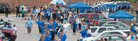 Thomas More College Homecoming 2015