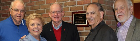 Classroom Named for Class of '65