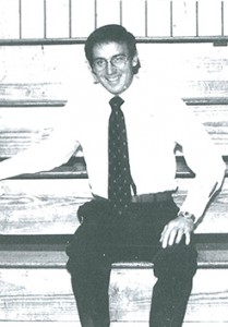 John during his time as a school principal.