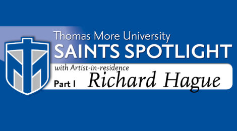 Saints Spotlight - Richard Hague, part 1