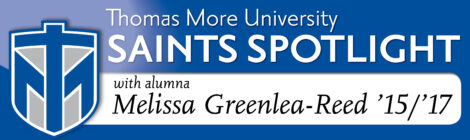 Saints Spotlight - Melissa Greenlea-Reed '15/'17