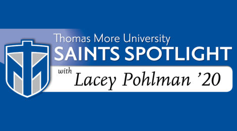 Saints Spotlight - Lacey Pohlman '20
