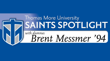 Saints Spotlight - Alumnus Brent Messmer '94
