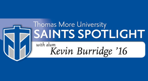 Saints Spotlight - Kevin Burridge '16