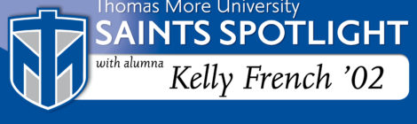 Saints Spotlight - Kelly French '02