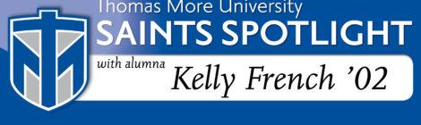 Saints Spotlight - Kelly French '02