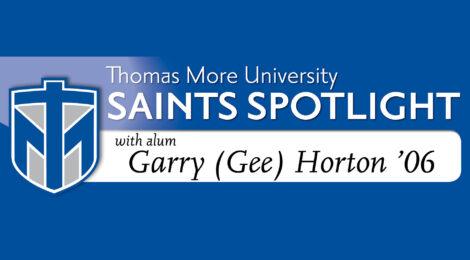 Saints Spotlight - Gee Horton '06