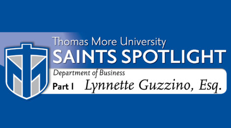 Saints Spotlight - Lynnette Guzzino, part 1