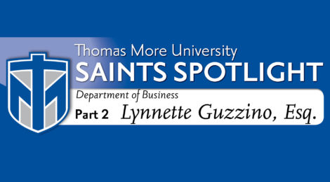 Saints Spotlight - Lynnett Guzzino, part 2