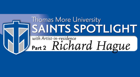 Saints Spotlight - Richard Hague, part 2