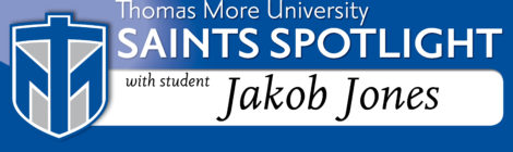 Saints Spotlight - Jakob Jones