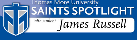 Saints Spotlight - Student James Russell