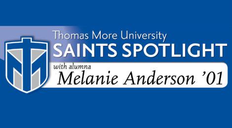 Saints Spotlight - Melanie Anderson '01