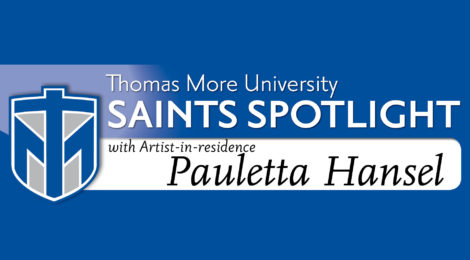 Saints Spotlight - Artist-in-residence Pauletta Hansel, part 1