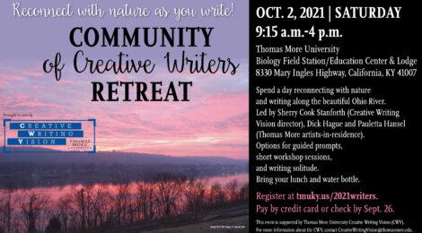 Community of writer's retreat