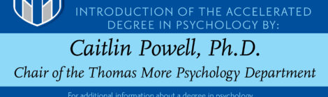 Looking to the Future: Psychology Department Adds Fully-Online Accelerated Program